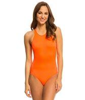 Oakley Women's Core Solids One Piece Swimsuit