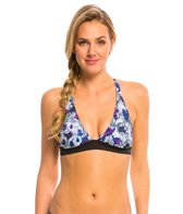 Oakley Women's Wildflowers Halter Bikini Top