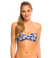 Oakley Women's Wildflowers Bandeau Bikini Top
