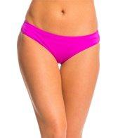 Oakley Women's Wavelength Shirr Hipster Bikini Bottom