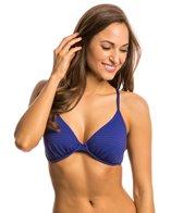 Skye Swimwear Unison Hilary Underwire Tie Back Bikini Top (DDDEF Cup)
