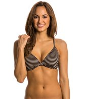 Skye Swimwear Amore Hilary Underwire Tie Back Bikini Top (DDDEF Cup)