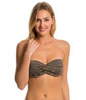 Skye Swimwear Amore Victoria Twist Bandeau Underwire Bikini Top