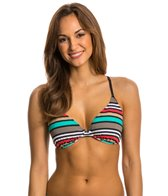Skye Swimwear Spectra Hilary Underwire Tie Back Bikini Top (DDDEF Cup)
