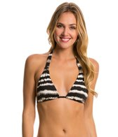 Skye Swimwear Expedition Tri Slider Halter Bikini Top