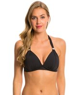 Skye Swimwear So Soft Solid Rachel Halter Bikini Top
