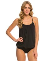 Beach House Lime Rock Geo Aspire 2 in 1 Tankini Top