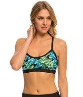 Beach House Recharge Nadi Racerback Sports Bra Top