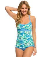 Beach House Recharge Nadi Racerback Tankini Top