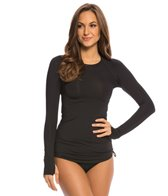 Beach House Sport Action L/S Rash Guard