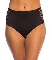 L-Space Sensual Solids Tigress High Waist Bottom
