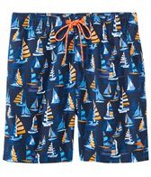 Tommy Bahama Men's Naples Port St. Maine Swim Trunk