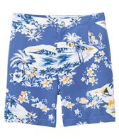 Tommy Bahama Men's Coasta Lazy Luau Printed Swim Trunk