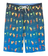 Tommy Bahama Men's Baja Happy Hour Vintage Swim Trunk
