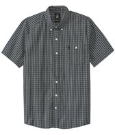 Volcom Men's Everett Mini Check S/S Shirt