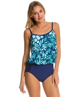 Maxine Florida Keys Blouson One Piece Swimsuit