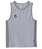O'Neill Men's 24-7 Hybrid Loose Fit Rash Guard Tank