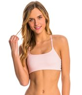 Roxy Women's Own it Sports Bra Top