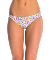 Funkita Women's Sea Queens Bibi Banded Swim Brief Swimsuit