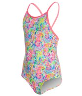 Funkita Toddler Girls' Sea Queens One Piece Swimsuit