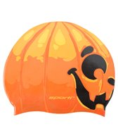 Sporti Happy Jack-o-Lantern Swim Cap Jr.