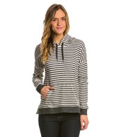 Volcom Lived In Stripe Pullover Hoodie
