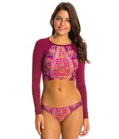 Billabong Gypsy Dreamin L/S Crop Rash Guard