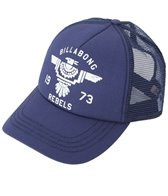 Billabong Rebel Play Trucker Hat