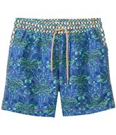 Maaji Mens' Boarder Surfer Short Swim Trunk