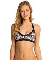 Volcom Desert Bloom Crop Bikini Top