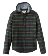 Billabong Men's Upstate Long Sleeve Hooded Shirt