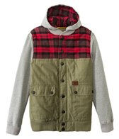 Billabong Men's Trigg Quilted Hooded Jacket