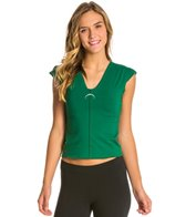 Hyde Yoga Organic V Top