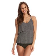 Magicsuit by Miraclesuit Spot On Chloe Tiered Tankini Top