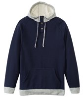 United By Blue Men's Auckland Colorblock Pullover Hoodie