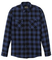 United By Blue Men's Provincial Plaid Long Sleeve Shirt