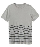 United By Blue Men's Waves Short Sleeve Tee