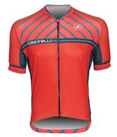 Castelli Men's Scotta FZ Cycling Jersey