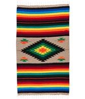 Native Super Diamond Mexican Yoga Blanket