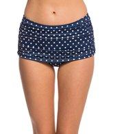 Girlhowdy Sandy Dots Frock Bikini Bottom