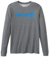 Hurley Men's One and Only Dri-Fit Long Sleeve Tee