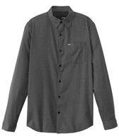 Hurley Men's One and Only 2.0 Long Sleeve Shirt