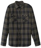 Hurley Men's Bailey Dri-fit Woven Long Sleeve Shirt