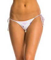 Indah Need Want Love Reversible String Tie Side Bikini Bottom