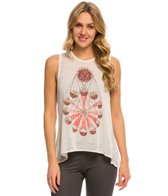 Chaser Sun Chart Muscle Yoga Tank Top