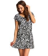 Miraclesuit Bold Print Cover Up Dress