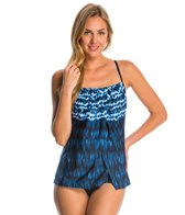 Miraclesuit Indigo-Go Jubilee Soft Cup Tankini Top