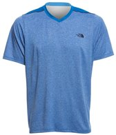 The North Face Men's Reactor SS V-Neck