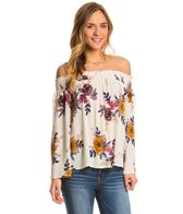 O'Neill Jessie Off The Shoulder Top