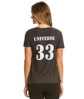 Under The Canopy Organic Zoe Universe Boyfriend Yoga Shirt